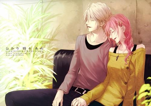 Rioko, Final Fantasy XIII, Lightning (FF XIII), Hope Estheim, Comic Market 87
