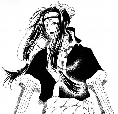 Hisaya Nakajo, Naruto, Haku , Doujinshi