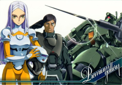 Mobile Suit Gundam 00, Sergei Smirnov, Soma Peries