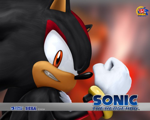 Sega, SNK, SONIC Series, Shadow the Hedgehog, Official Wallpaper