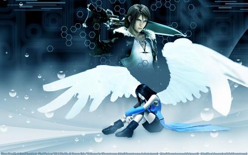 Monty Oum, Square Enix, Final Fantasy VIII, Dissidia Final Fantasy, Squall Leonhart Wallpaper