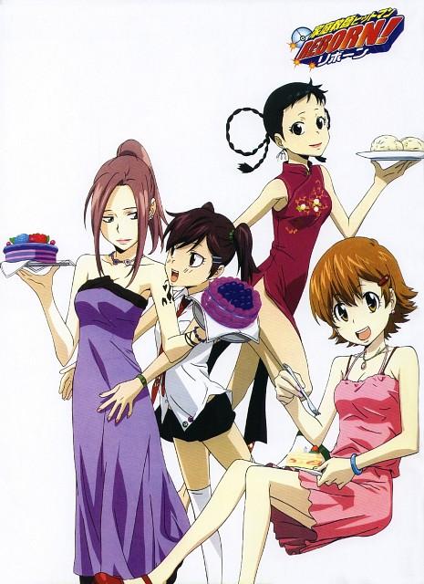 Akira Amano, Artland, Katekyo Hitman Reborn!, Yi Pin, Bianchi