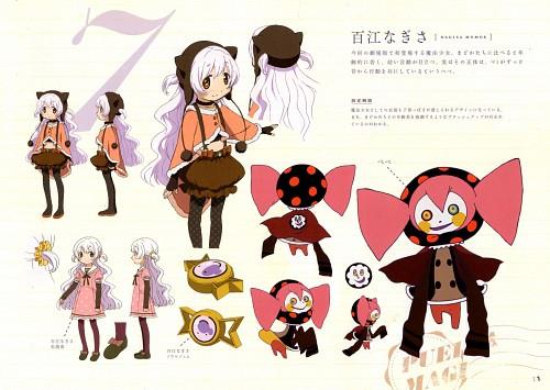 Shaft (Studio), Puella Magi Madoka Magica, Nagisa Momoe, Charlotte (Puella Magi Madoka Magica)