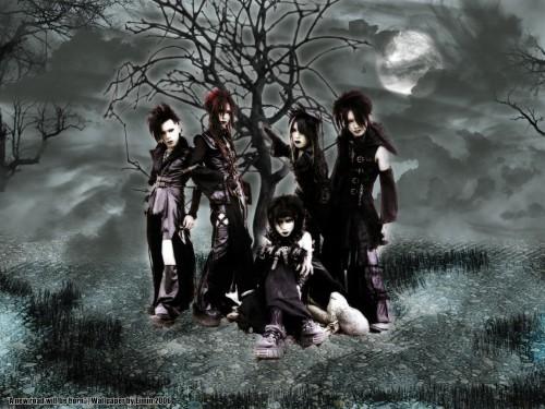 Riku (J-Pop Idol), Kisaki (J-Pop Idol), Jun Okamoto, Phantasmagoria, Iori (J-Pop Idol) Wallpaper