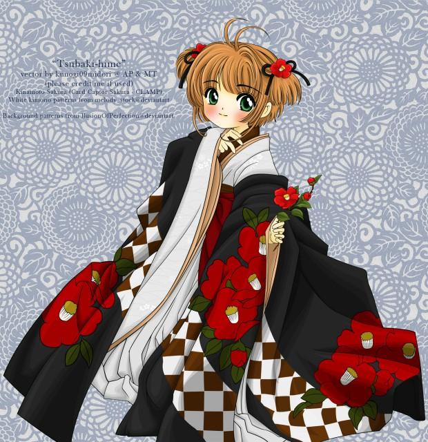 CLAMP, Madhouse, Cardcaptor Sakura, Sakura Kinomoto, Vector Art