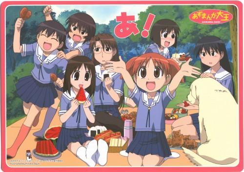 Hiroko Oguri, Kiyohiko Azuma, J.C. Staff, Azumanga Daioh, Tadakichi-san