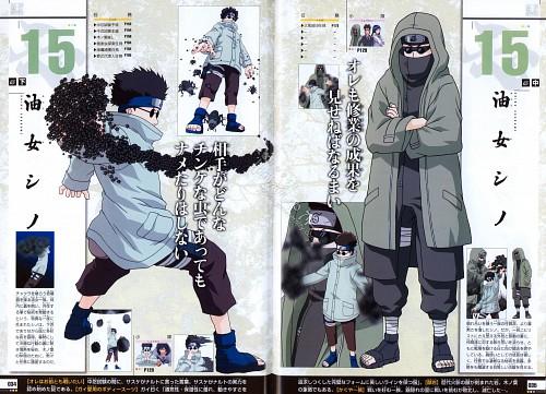 Studio Pierrot, Naruto, Naruto Juunen Hyakunin, Shino Aburame