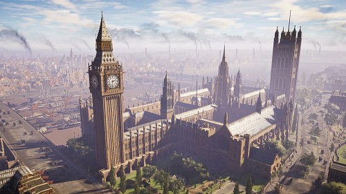 Ubisoft, Assassin's Creed Syndicate, Game CG