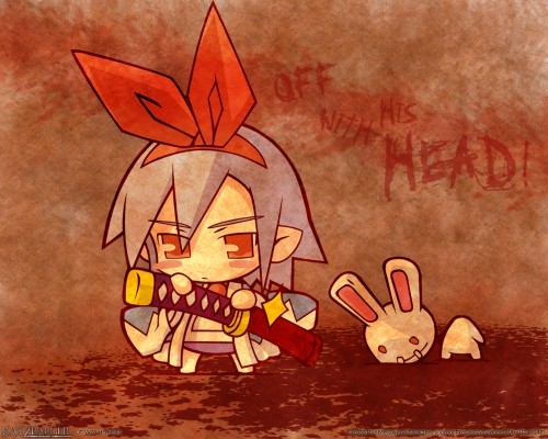 Takehito Harada, Disgaea, Pleinair Wallpaper