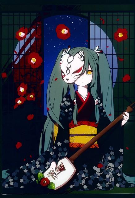 Yuu Kurono, Kuusou Flowerium, Vocaloid, Miku Hatsune, Doujinshi