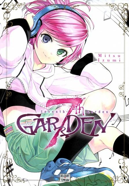 Mitsu Izumi, 7th Garden, Iola Taker, Manga Cover