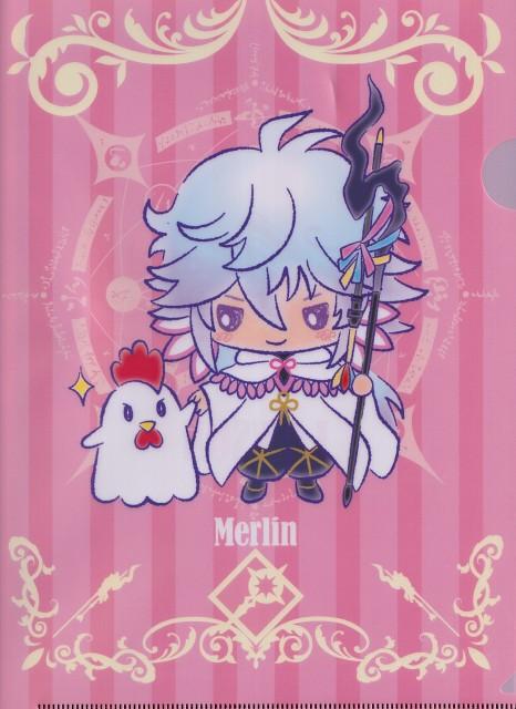 Fate/Grand Order, Merlin (Fate/stay night), Pencil Board
