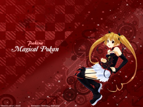 Renkin San-kyuu Magical Pokaan Wallpaper