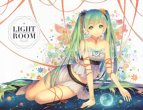 Tidsean, Light Room Plus, Vocaloid, Miku Hatsune, Doujinshi