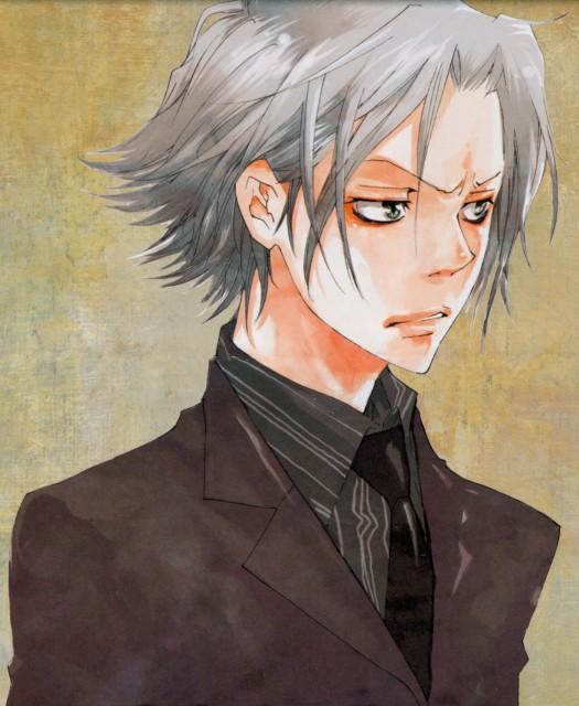 Akira Amano, Artland, Katekyo Hitman Reborn!, Katekyo Hitman Reborn! Character Book: Vongola 77, Hayato Gokudera