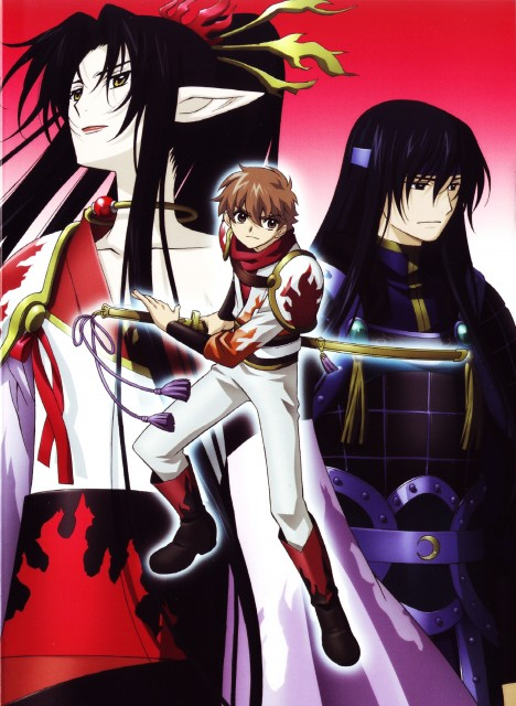 CLAMP, Bee Train, Tsubasa Reservoir Chronicle, Syaoran Li, Ashura