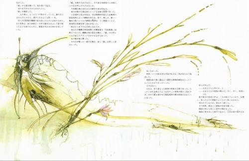 Yoshitaka Amano, Vampire Hunter D, Maten