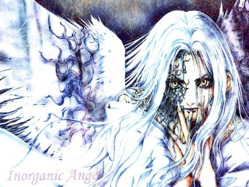 Kaori Yuki, Angel Sanctuary, Rosiel Wallpaper