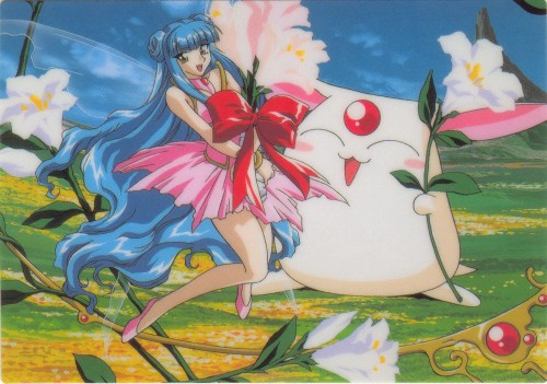 CLAMP, Magic Knight Rayearth, Primera, Mokona