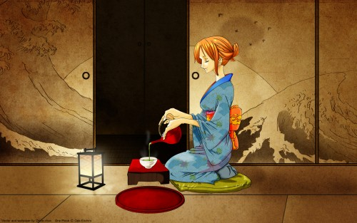 Eiichiro Oda, Toei Animation, One Piece, Nami Wallpaper