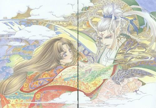 Atsuko Nakajima, Bungaku Shoujo, Bungaku Shoujo Fantasy Art Book