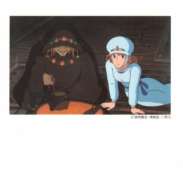 Hayao Miyazaki, Studio Ghibli, Nausicaa of the Valley of the Wind, Obaba Hisako, Nausicaa
