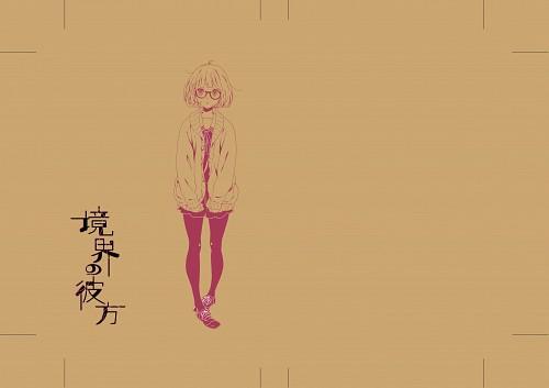 Kyoto Animation, Kyoukai no Kanata, Mirai Kuriyama