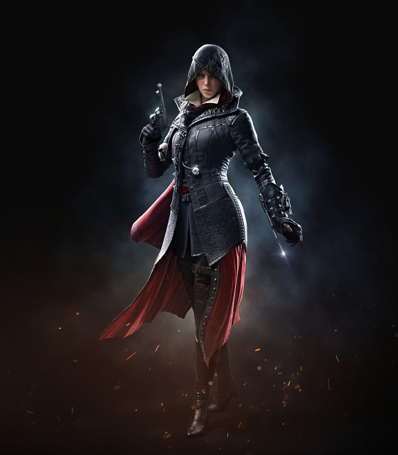 Ubisoft, Assassin's Creed Syndicate, Evie Frye, Official Digital Art