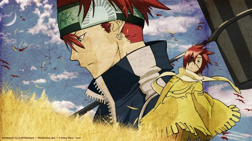 Katsura Hoshino, TMS Entertainment, D Gray-Man, Lavi, Vector Art Wallpaper