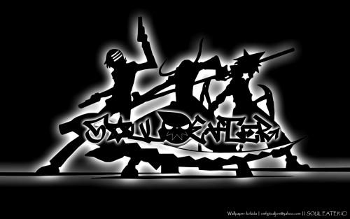 Soul Eater, Maka Albarn, Black Star, Death The Kid Wallpaper