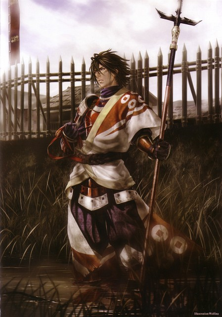 Wolfina (Mangaka), Koei, Sengoku Musou, Yukimura Sanada (Sengoku Musou), Occupations