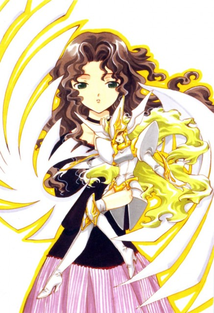CLAMP, Angelic Layer, Athena (Angelic Layer), Shuko Suzuhara