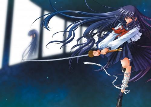 Carnelian, Yami to Boushi to Hon no Tabibito, Hazuki Azuma, Official Digital Art
