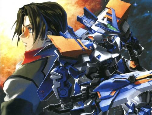 RGB, Mobile Suit Gundam SEED Astray, Gai Murakumo