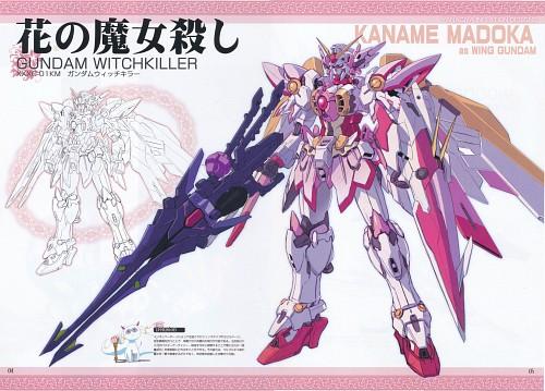 Niji No Uirou, Mobile Suit Gundam Wing, Comic Market, Comic Market 81
