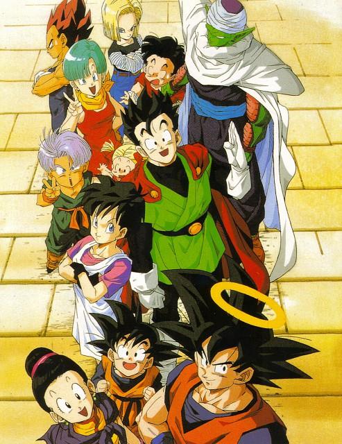 Akira Toriyama, Toei Animation, Dragon Ball, Bulma, Videl