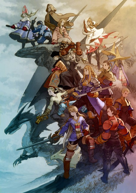 Square Enix, Final Fantasy Tactics