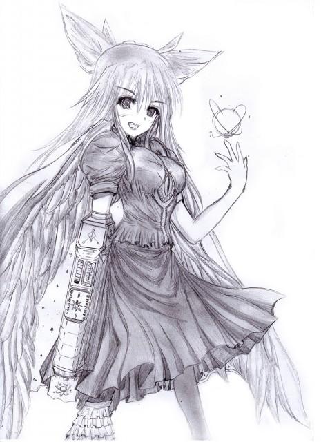 Touhou, Utsuho Reiuji, Member Art