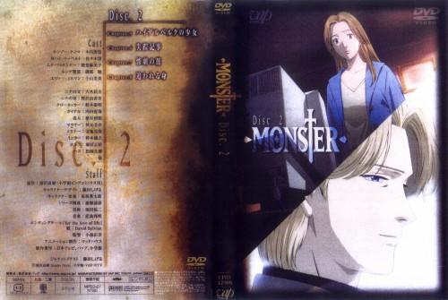 Naoki Urasawa, Madhouse, Monster, Anna Liebert, Johan Liebert