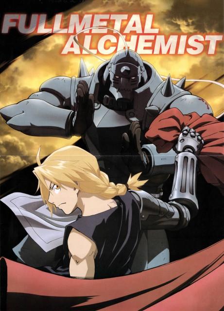 Hiromu Arakawa, BONES, Fullmetal Alchemist, Edward Elric, Alphonse Elric