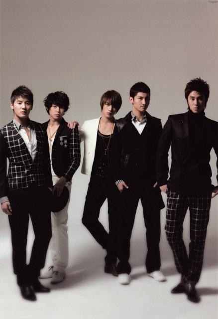Micky, TVXQ, U-Know, Hero, Xiah