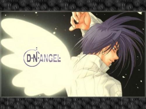 Yukiru Sugisaki, Xebec, D.N.Angel, Dark Mousy Wallpaper