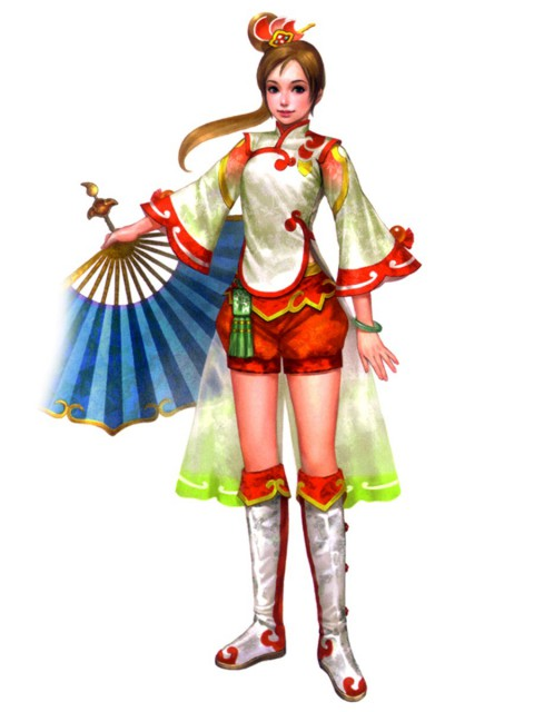 Koei, Dynasty Warriors, Xiao Qiao