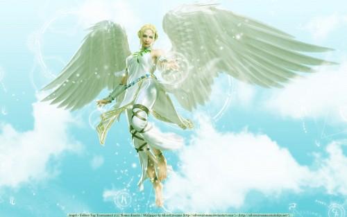Namco, Tekken, Angel (Tekken) Wallpaper