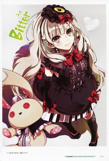 Hatsuko, CUBE - Hatsuko Artworks, Vocaloid, Mayu (Vocaloid)