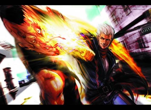Capcom, God Hand, Gene (God Hand)