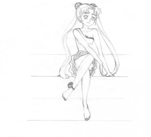 Naoko Takeuchi, Toei Animation, Bishoujo Senshi Sailor Moon, Usagi Tsukino, Member Art