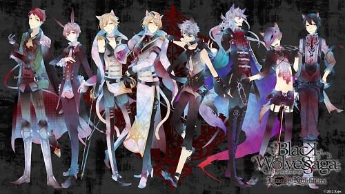 Kuroyuki, Idea Factory, Rejet, Black Wolves Saga, Julian von Garibaldi