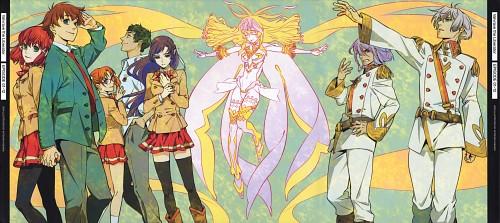 Katsura Hoshino, Sunrise (Studio), Kakumeiki Valvrave, Aina Sakurai, L-elf Karlstein