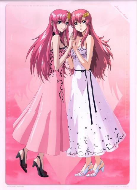 Ryuuji Higurashi, Sunrise (Studio), Mobile Suit Gundam SEED Destiny, Gundam SEED Destiny 2007 Calendar, Lacus Clyne